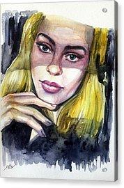 Athina Acrylic Print
