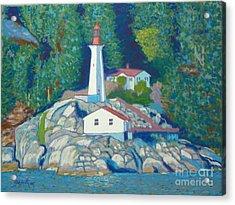 Atkinson Point Lighthouse Acrylic Print