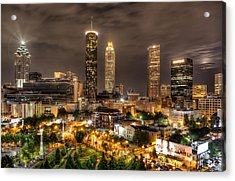 Atlanta Acrylic Print