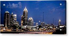 Atlanta Midtown Acrylic Print
