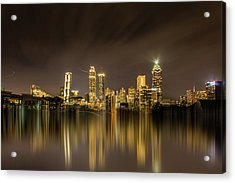 Atlanta Reflection Acrylic Print