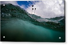 Acrylic Print featuring the photograph Atmospheric Pressure by Sean Foster