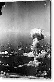 Atomic Bomb Test, 1946 Acrylic Print