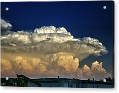 Atomic Supercell Acrylic Print
