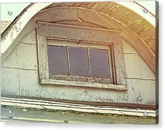 Attic View Acrylic Print by JAMART Photography