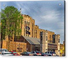 Auburn Correctional Facility Acrylic Print
