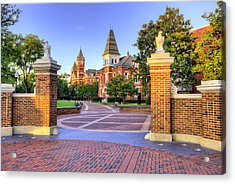 Auburn University Mornings Acrylic Print by JC Findley