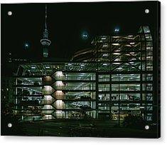 Auckland Nights Acrylic Print