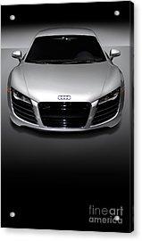 Audi R8 Sports Car Acrylic Print