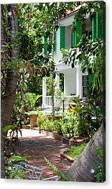Audubon House Entranceway Acrylic Print