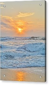 August 28 Sunrise Acrylic Print
