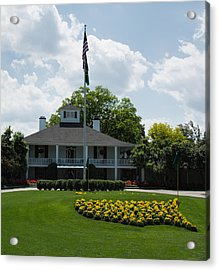 Augusta National  Acrylic Print by Ed Waldrop