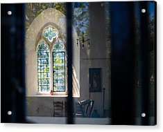 Augustinian Reflection Acrylic Print