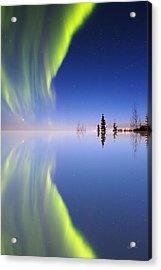 Aurora Mirrored Acrylic Print