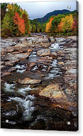 Acrylic Print featuring the photograph Ausable by Mark Papke