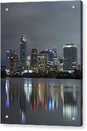 Austin Reflections Acrylic Print