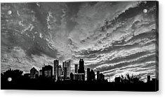 Austin Skyline Acrylic Print