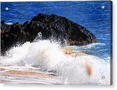 Australia Beach 2738 Acrylic Print by PhotohogDesigns