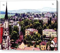 Austria Views 1 Acrylic Print