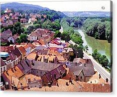 Austria Views 2 Acrylic Print
