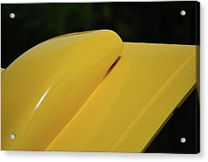 Acrylic Print featuring the photograph Auto Artsy by John Schneider