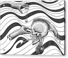 Autopsy Acrylic Print