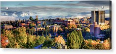 Autumn At Wsu Acrylic Print