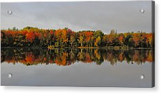 Autumn Beauty - Nova Scotia Landscape Acrylic Print
