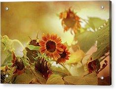 Autumn Blessings Acrylic Print