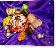 Autumn Bounty Acrylic Print