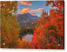 Autumn's Breath Acrylic Print