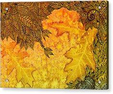 Autumn Breeze I Acrylic Print