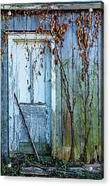Autumn Door Acrylic Print