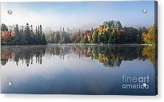 Autumn Impression Acrylic Print