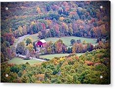 Autumn View, Mohonk Preserve Acrylic Print