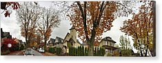Autumn In The City 11 Acrylic Print