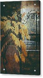 Autumn Mood Acrylic Print