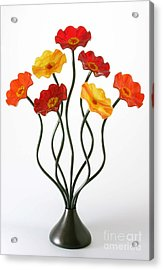 Autumn Acrylic Print by Scott Johnson