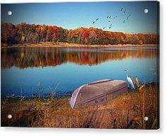 Autumn Serenade Acrylic Print
