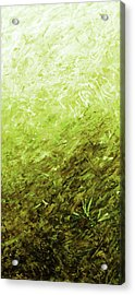 Autumn Sunrise - Olive Acrylic Print by Julie Turner