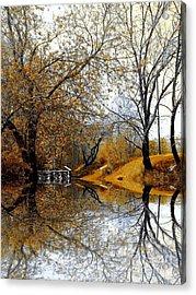 Autumnal Acrylic Print
