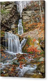 Autumns End Acrylic Print