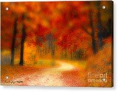 Autumn's Promise Acrylic Print