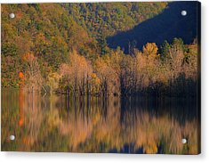Autunno In Liguria - Autumn In Liguria 1 Acrylic Print