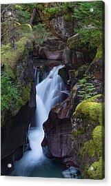 Avalanche Gorge 3 Acrylic Print