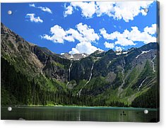 Avalanche Lake Acrylic Print