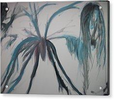 Avatar Spirit Acrylic Print by Randall Ciotti