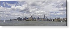 A View From New Jersey 1 Acrylic Print