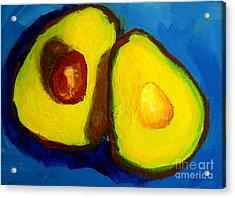 Avocado Palta IIi Acrylic Print