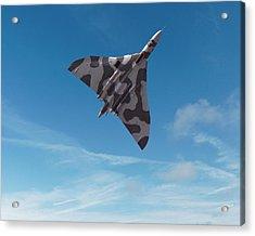 Avro Vulcan -1 Acrylic Print